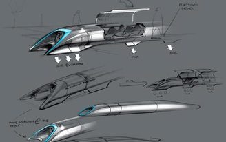 IDEAS Lecture: Hyperloop: Transforming Transportation
