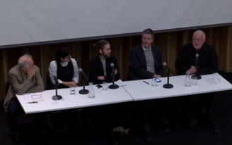 """Writing Architecture"": A GSD Panel on Architectural Criticism"