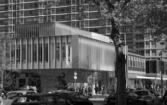 Opening - Dreamhouse retail corner store by Claus en Kaan Architecten