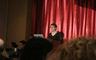 """Live Blog - Jen Christiansen, """"Visualizing Science,"""" at Bocoup's OpenVis Conf"""