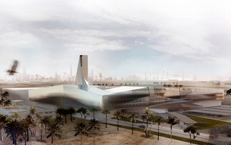 AGi architects, in collaboration with Bonyan Design, win the competition for building the General Department of the Information System in Kuwait