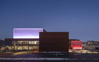 First theater to be built outside of Copenhagen in over a century opens in Denmark