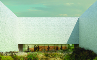 Aalst Crematorium to be built by Claus en Kaan