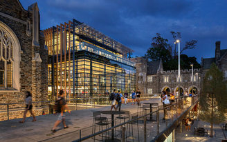 Duke University West Campus Union Renovation
