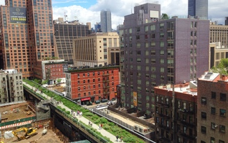 The High Line launches new network platform to help future parks avoid their mistakes