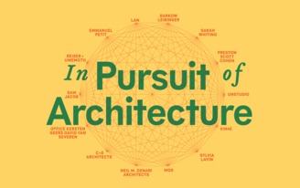 Log presents In Pursuit of Architecture: A conference on buildings and ideas
