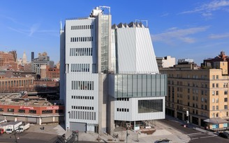 New Whitney Museum; What Do You Think?