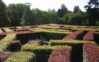 Meet the worlds leading maze designer, Adrian Fisher