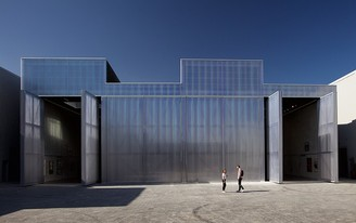 "OMA's Dubai-based ""Concrete"" is pretty transparent"