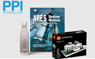 Winner of PPI's ARE 5.0 Review Manual Book giveaway