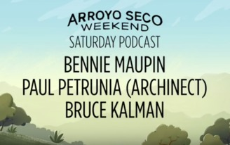 Paul discusses Archinect, Pasadena and last weekends Archinect Sessions event for the Arroyo Seco Weekend music festival