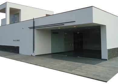 Public Mortuary Building