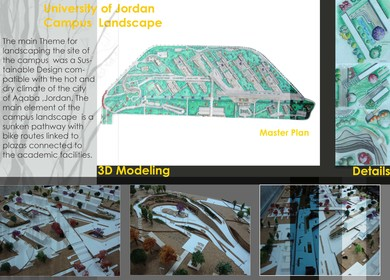 Campus Landscape - group work