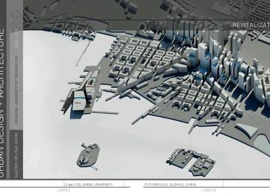 Revitalization of Jersey City waterfront