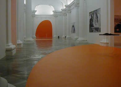 Isamu Noguchi: Sculpture of space November 6, 2001 – January 13, 2002