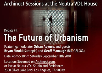 Archinect Sessions: Future of Urbanism