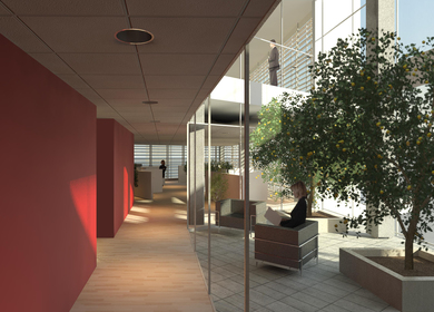 Mixed Use Office Complex