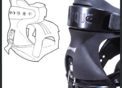 Torque Snowboard Binding