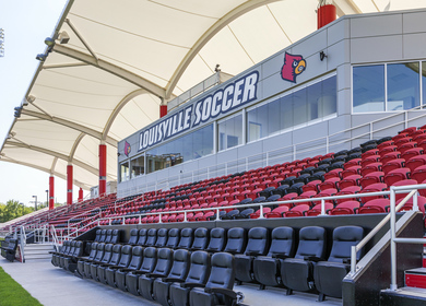 University of Louisville | Dr. Mark & Cindy Lynn Soccer Stadium