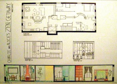 Residential Interior Loft - Philadelphia, PA