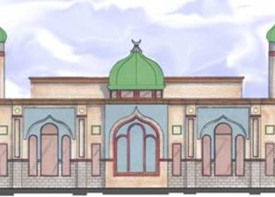 Niagara County Mosque