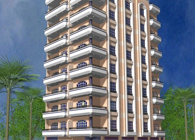 appartment in somhaa alexandria . egypt