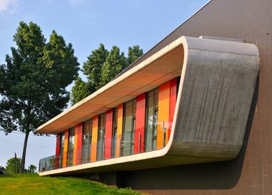Dance School Oleiros. (A Coruña, Spain) Estudio de Arquitectura NAOS