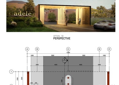Adele Residential Subdivision Guardhouse