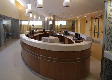 1998 Downstate Hospital - NICU