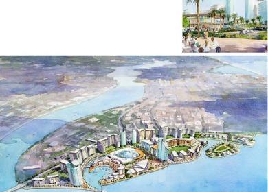 Victoria Waterfront Masterplan - Lagos, Nigeria