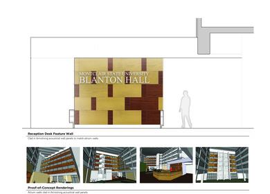 Blanton Hall Renovations