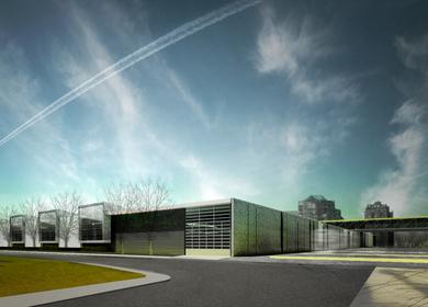 Stinson Transport Center, Montréal Transit Society (STM)