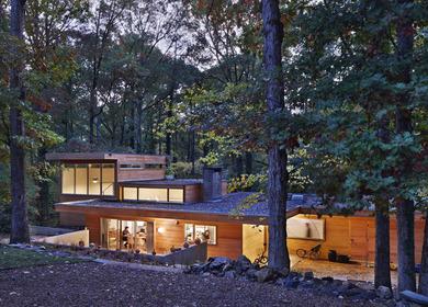 Chapel Hill Residence