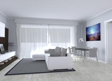 Interior Design, Ideas for New Apartaments.