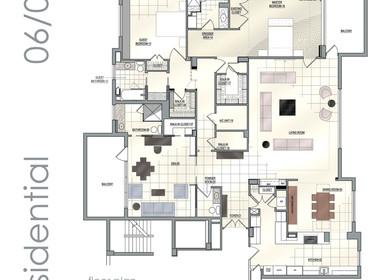 Ron Kopels Studio-Teich residence