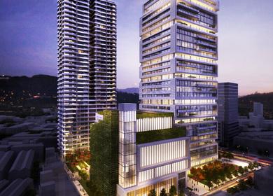 Development project in New Taipei City