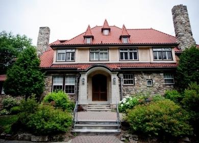 The Kaufman Estate, Montreal, Canada