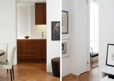 Midtown Penthouse Interior Renovation
