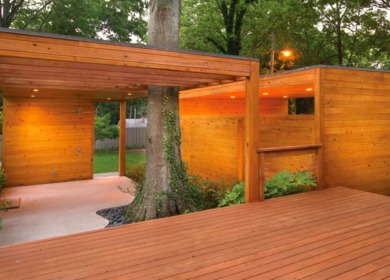 Dominey Pavilion