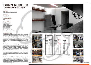 Burn Rubber Sneaker Boutique