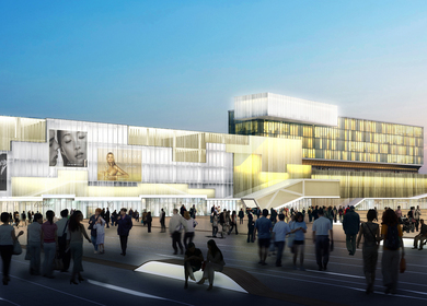 Basel Industrial Retail Development