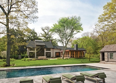 Bellport residence, historic residential restoration/addition