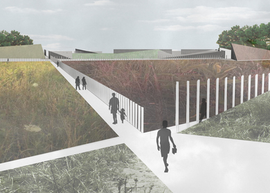 Fort Tilden Field House Competition