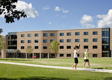 Fairfield University Residence Hall