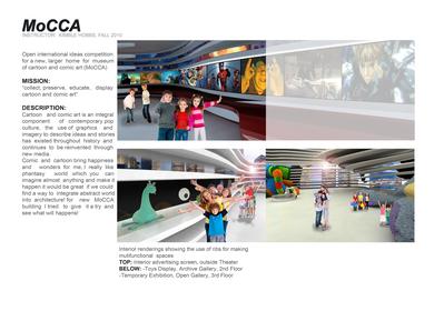 Museum of Cartoon and Comic Art (MeCCA)