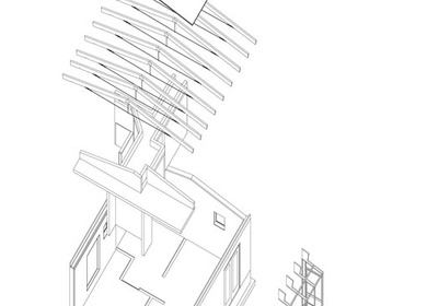 2005 House for a Sailor (Renderings, and Presentation Drawings for Awards Submittal)