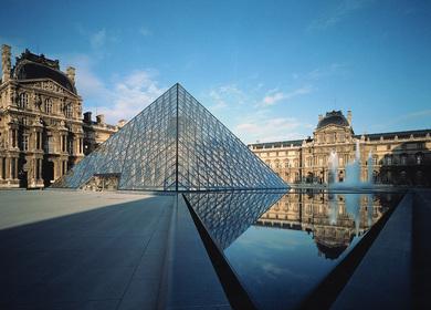 Grand Louvre Modernization