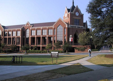 Mercer University Main Library