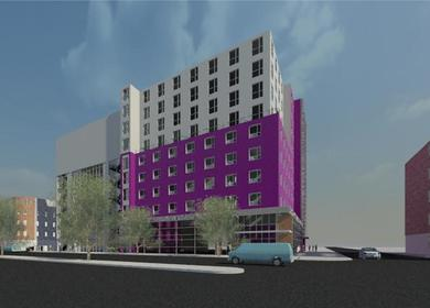 Proposed ADC Building