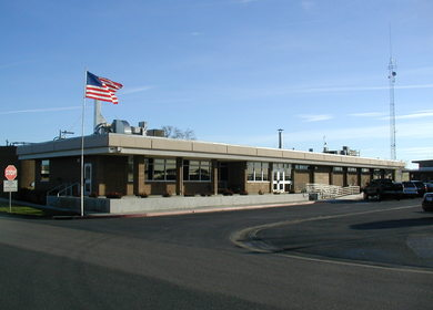 2016 Davis Waste Water Treatment Plant Laboratory and Operations Building